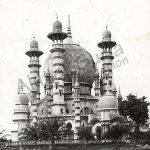 Ubudiah Mosque in 1920