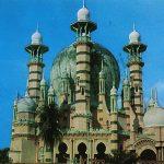 Ubudiah Mosque in 1960s