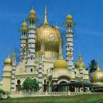 Ubudiah Mosque in 1970s