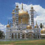 Ubudiah Mosque in 19670s