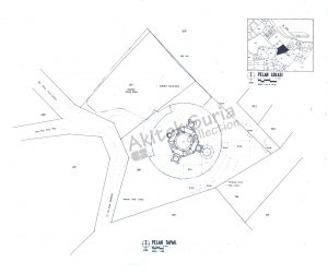 Site Plan : Before renovation & extension