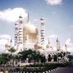 Ubudiah Mosque in 1990s
